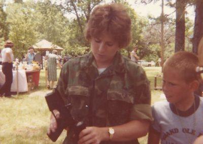Marine at 22